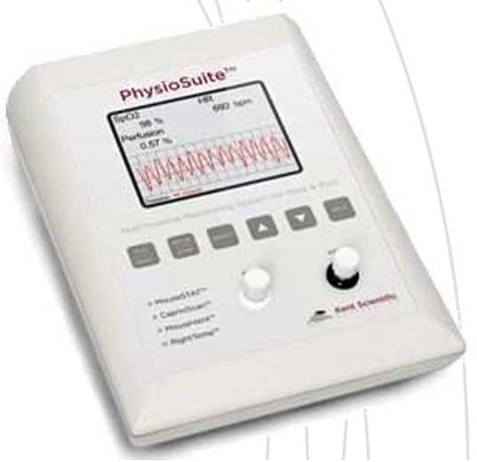 physiosuite kent scientific monitoring system