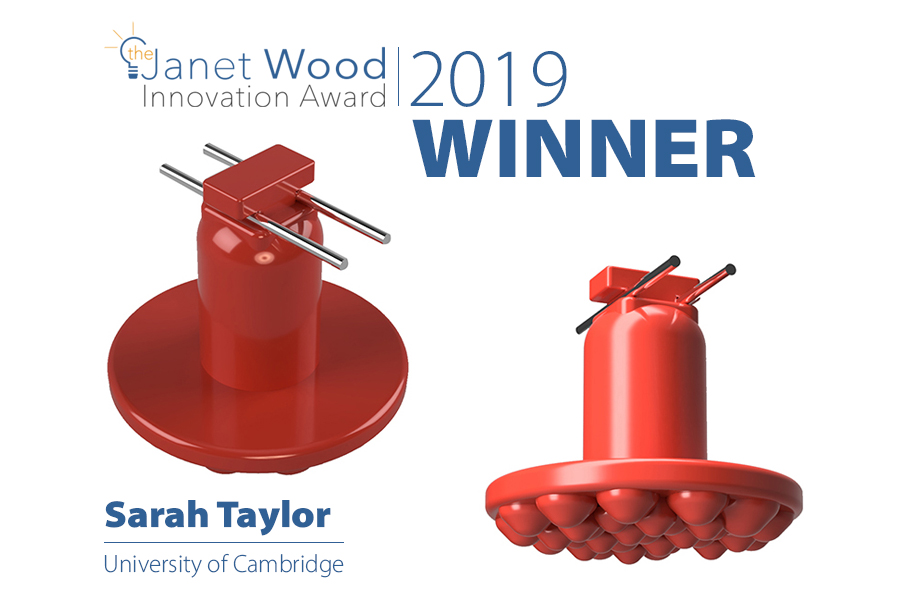 Rat scratcher Innovation Award 2019